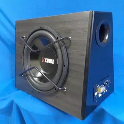Foto Produk bassbox aktif 12 inch carman-subwoofer aktif carman 12 inch dari gemini variasi