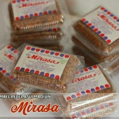 Foto Produk Sambel Pecel Mirasa Madiun dari toko.luqman