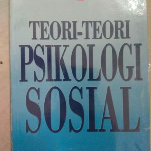 Foto Produk Buku Teori Psikologi Sosial dari Djaja.Shop