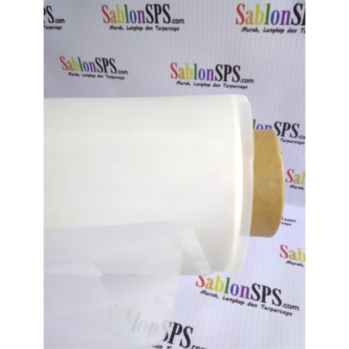 Foto Produk Kain Screen Sablon T61 Putih l:165cm dari SablonSPS
