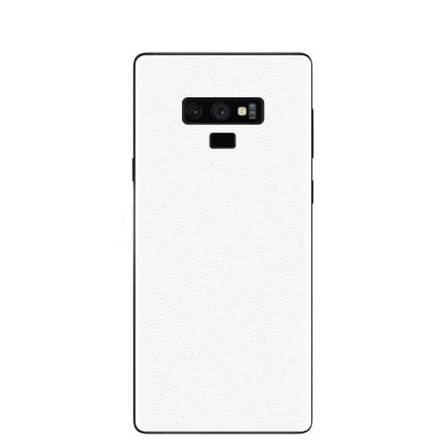 Foto Produk Samsung Galaxy Note 9 Matte Color Skin powered by 3M - Garskin - Putih dari DLabel Online