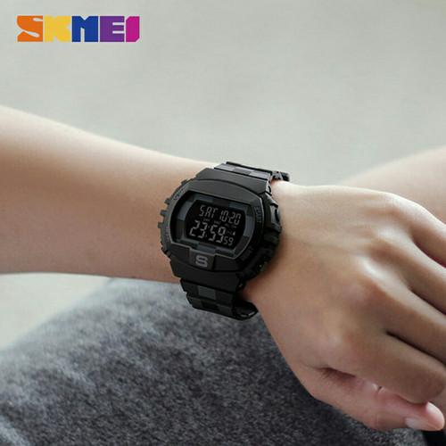 Jual Terbaru Jam Tangan Pria Wanita Skmei Casio G Shock Q Q Borobudur Zahra Shop1 Tokopedia
