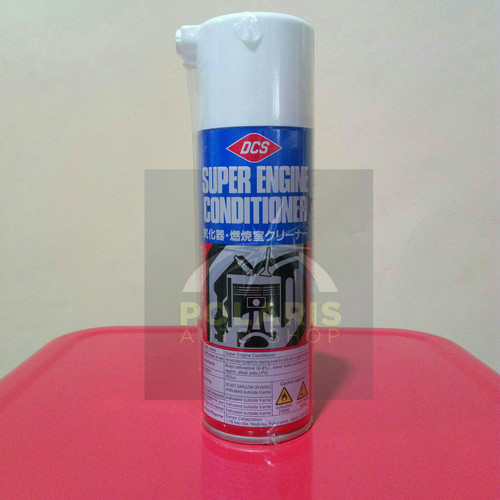 Foto Produk DCS super engine cleaner (Japan) dari Polaris Auto Shop