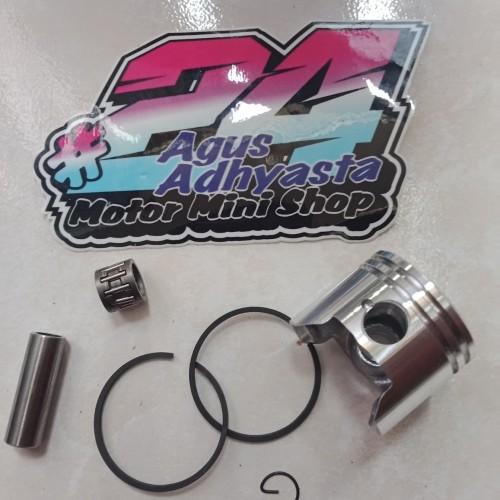 Foto Produk Piston seher 44 pocket bike motor mini gp,moto gp mini,atv trail mini dari Agus adhyasta motor mini