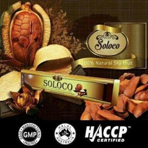 Foto Produk Solocoo Soloko Multivitamin Herbal ORIGINAL dari bossfull