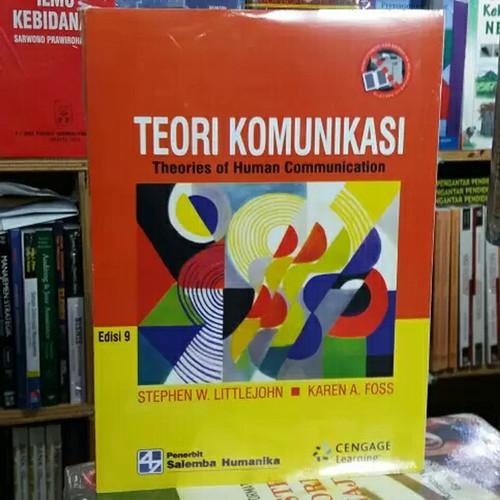 Foto Produk Buku - TEORI KOMUNIKASI - Edisi 9 - LITTLEJOHN dari READY BOOK SHOP