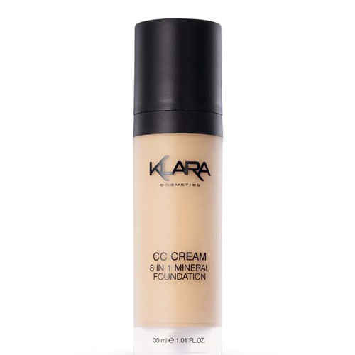 Klara CC Cream - Very Dark 2