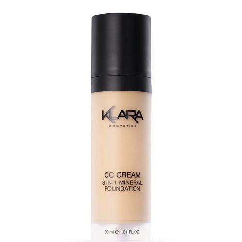 Klara CC Cream - Very Dark 3