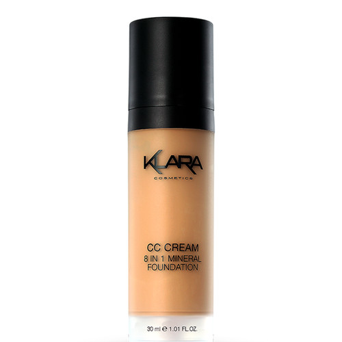 Klara CC Cream - Very Dark 5
