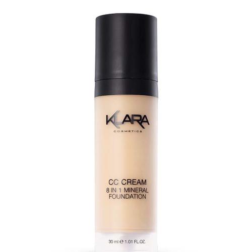 Klara CC Cream - Very Dark 4
