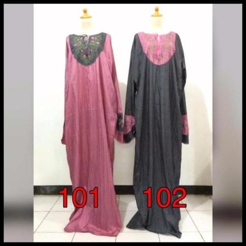 Foto Produk Harga Termurah Mukena Abaya Bordir 2 4 dari Jaela Store.ID