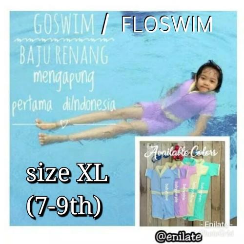 Foto Produk Cuddle Me GoSwim XL (7-9th) Baju Renang Anak Bisa Mengapung dari Enilate
