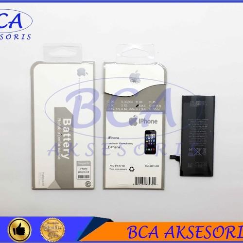 Foto Produk BATTERY BATERAI IPHONE 6 / 6G / 4.7IN / 1810MAH ORIGINAL 100% dari BCA AKSESORIS