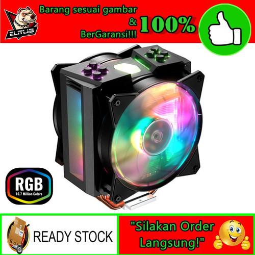 Foto Produk Baru Cooler Master MasterAir MA410M TUF Gaming Edition Fan Prosessor dari ELITUS GAMING
