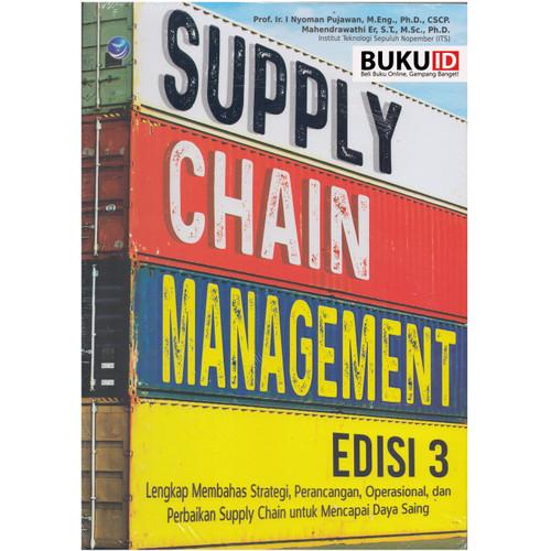 Foto Produk Buku Supply Chain Management Edisi 3 dari Buku ID