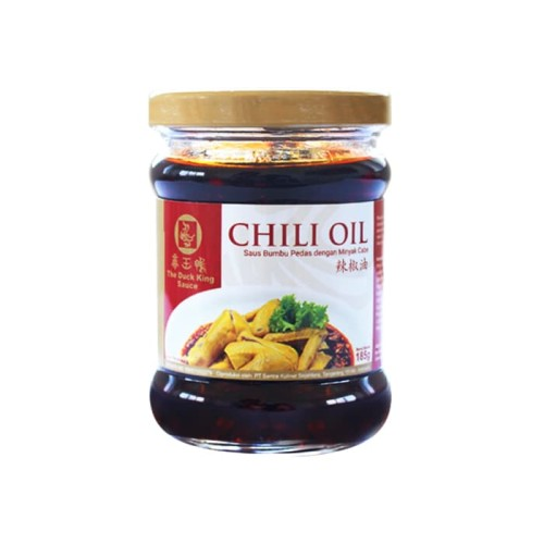 Foto Produk The Duck King Sauce - Chili Oil dari The Duck King Official