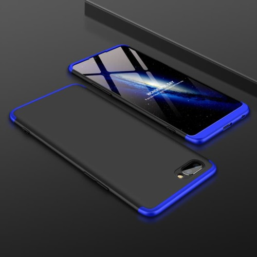 Foto Produk Oppo A3s 360 protection slim matte case - case oppo A3s dari importking