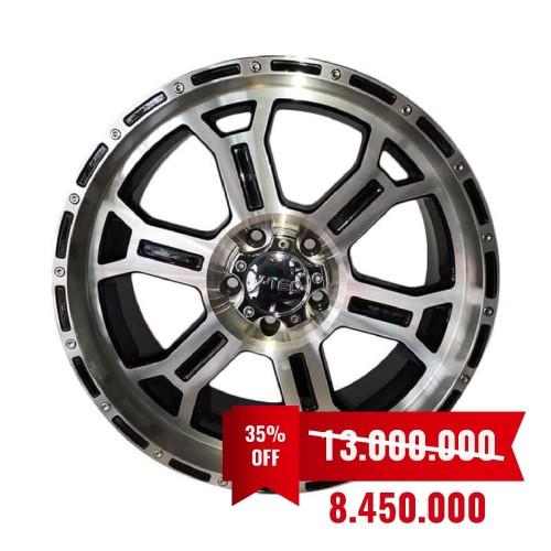 Jual V Tec Velg Mobil Black Polish Original R 22 Jakarta Selatan Revolution Wheels Tokopedia