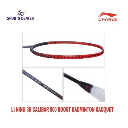 Foto Produk PROMO!! Raket Badminton Lining 3D Calibar 900 / Calibar900 BOOST dari Sports Center