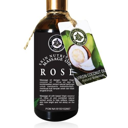 Massage Oil 100ml Skin Nutrition - Chamomile 6