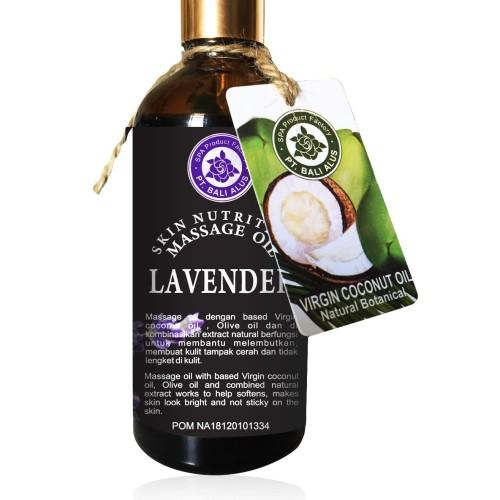 Massage Oil 100ml Skin Nutrition - Chamomile 5