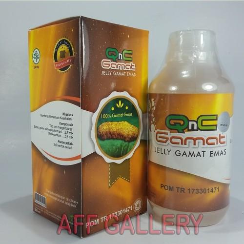 Foto Produk QnC Jelly Gamat Asli 100% ORIGINAL dari Traditional Chinese MD