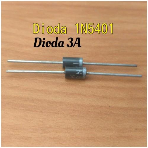 Foto Produk Dioda 1N5401 3A 3 Amper dari Alef