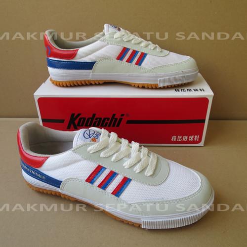 Foto Produk Sepatu Capung - Kodachi 8116 - Merah / Biru dari Makmur Sepatu Sandal