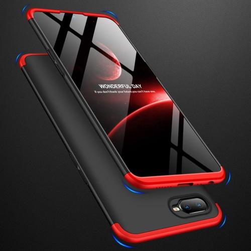 Foto Produk Oppo A7 360 protection slim matte case mix color dari importking