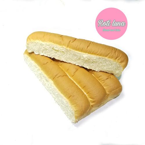 Foto Produk roti john 30cm isi 7roti dari roti luna