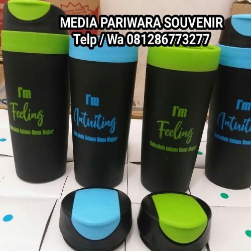 Foto Produk Souvenir tumbler daytona custom logo dari Mediapariwara souvenir