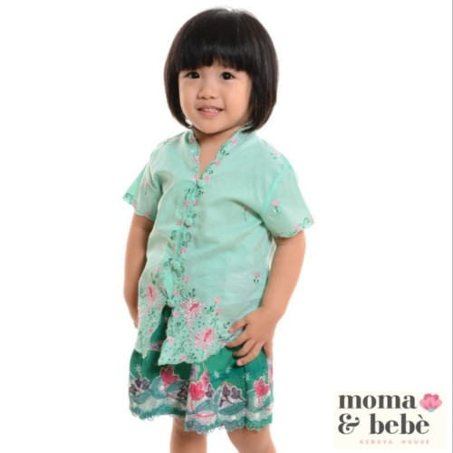 Foto Produk [Moma.Bebe.KebayaHouse] SET #1-4: 1x atasan & 1x rok batik dari Moma & Bebe House