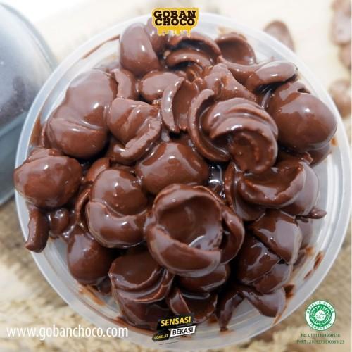Jual Sereal Coklat Sabit Goban Choco Snack Cemilan Coklat Enak Murah Bekasi Barat Chocolafy Tokopedia