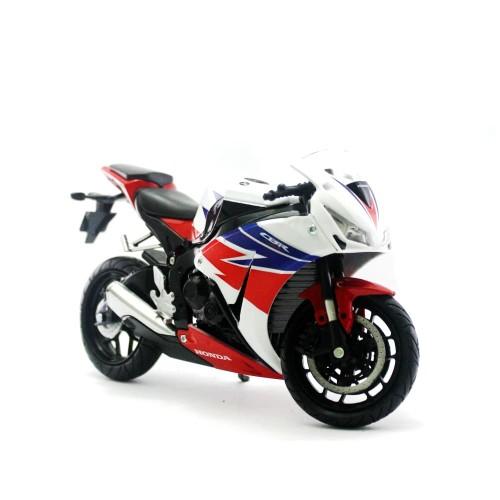 Foto Produk Diecast Miniatur Motor Honda CBR 1000RR Racing Series dari Mafemale