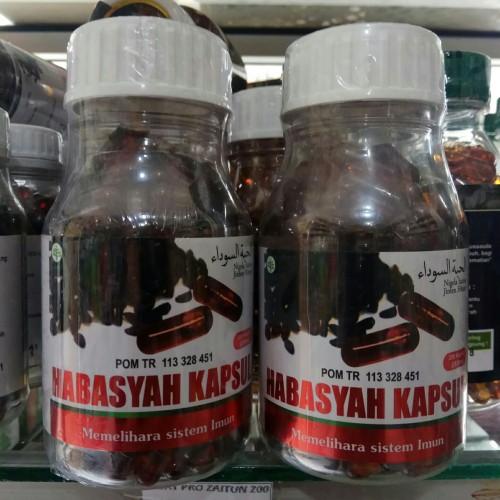Foto Produk Habasyah Kapsul 200 dari harga grosir 01