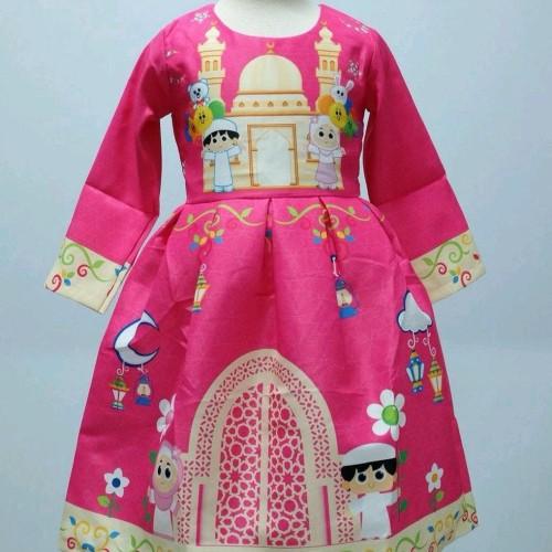 Foto Produk Baju Muslim Anak Cewe dari Franziska