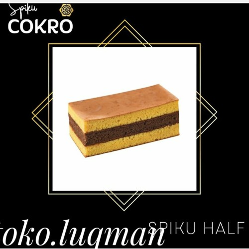 Foto Produk Spiku Half Bluder Cokro Madiun dari toko.luqman