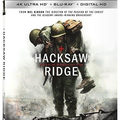 Jual Hacksaw Ridge 4k Ultra Hd Blu Ray Original Jakarta Utara Garasifilm Tokopedia
