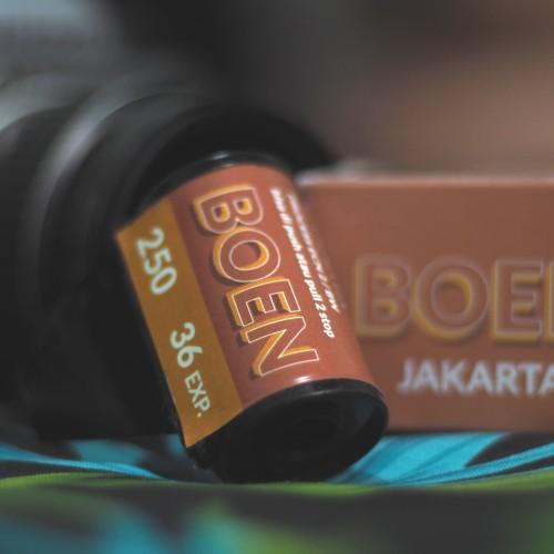 Foto Produk Boen Film Jakarta asa250 dari Anak Analog Lab