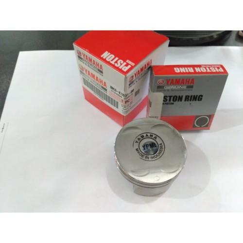 Foto Produk SEHER PISTON DAN RING NEW R15 R155 VVA V3 MT15 MT 15 ORIGINAL YGP dari LMJ MOTOR PARTS