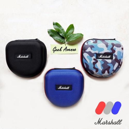 Foto Produk Marshall Major Headphone Hardcase Box Case Bag Pouch Tempat Headset Ma dari Ammar Raid Rabbani