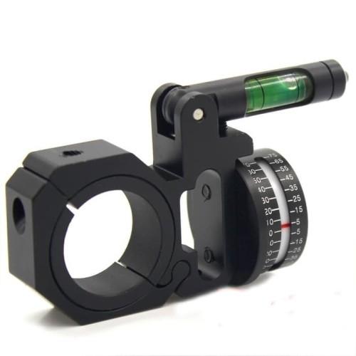 Foto Produk MOUNTING ANGLE DEGREE INDICATOR WATER PASS RING 25/30mm RIGHT - KANAN dari DO OFFICIAL STORE