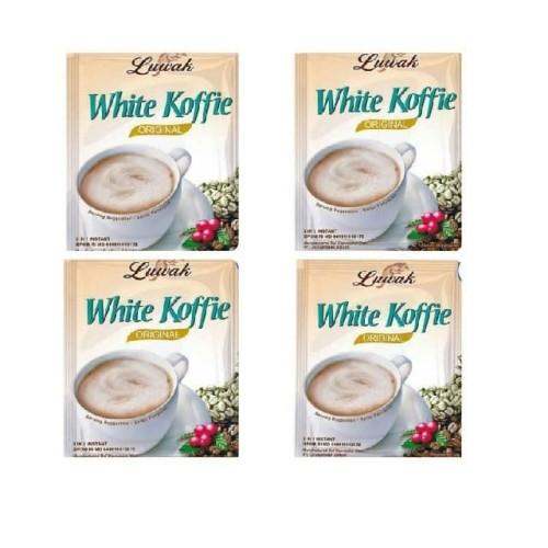 Foto Produk Luwak White Coffee (1rcg/10 sachet) dari IG2Grosir