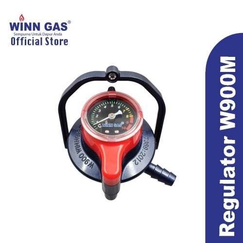 Foto Produk Winn Gas Regulator W900M - Double Lock System - Garansi 5 Tahun dari WINN GAS