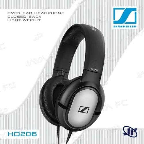 Foto Produk Headphone Sennheiser HD206 - Headset HD 206 dari Gadget Tech Karawaci