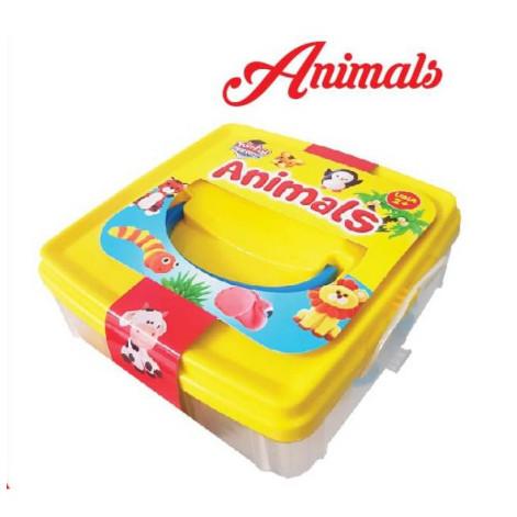 Foto Produk Fundoh animals container mainan anak dari Deals Corner Toys