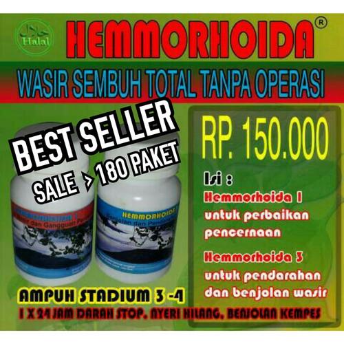 Foto Produk Obat Ambeien Wasir Hemmorhoida Ampuh Sembuh Total dari hemmorhoida