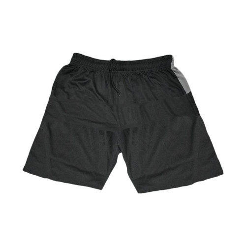 Foto Produk NIMO Celana Badminton Lite Series Black/Grey size S, M, L, XL murah - M dari Nimoshi-Sport Official