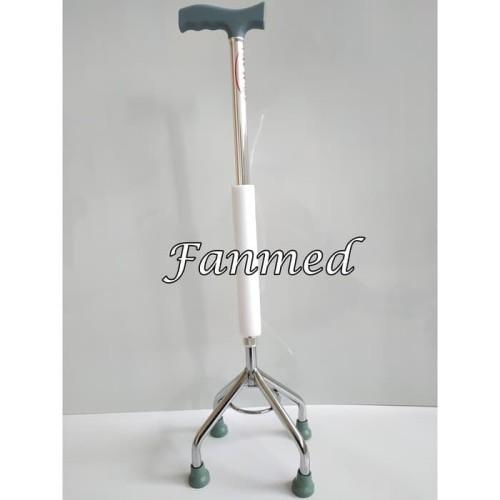 Foto Produk Tongkat / Kruk / Crutch Alat Bantu Jalan Kaki 4 dari Fanmed Sby