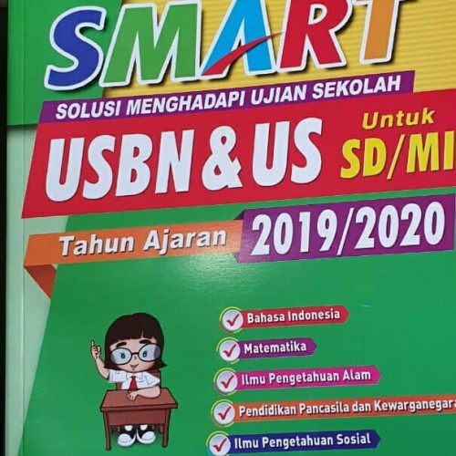 Jual Smart Solusi Menghadapi Ujian Sekolah Us Usbn 2019 2020 Afilach Book Kab Bekasi Toko Afilach Book Tokopedia